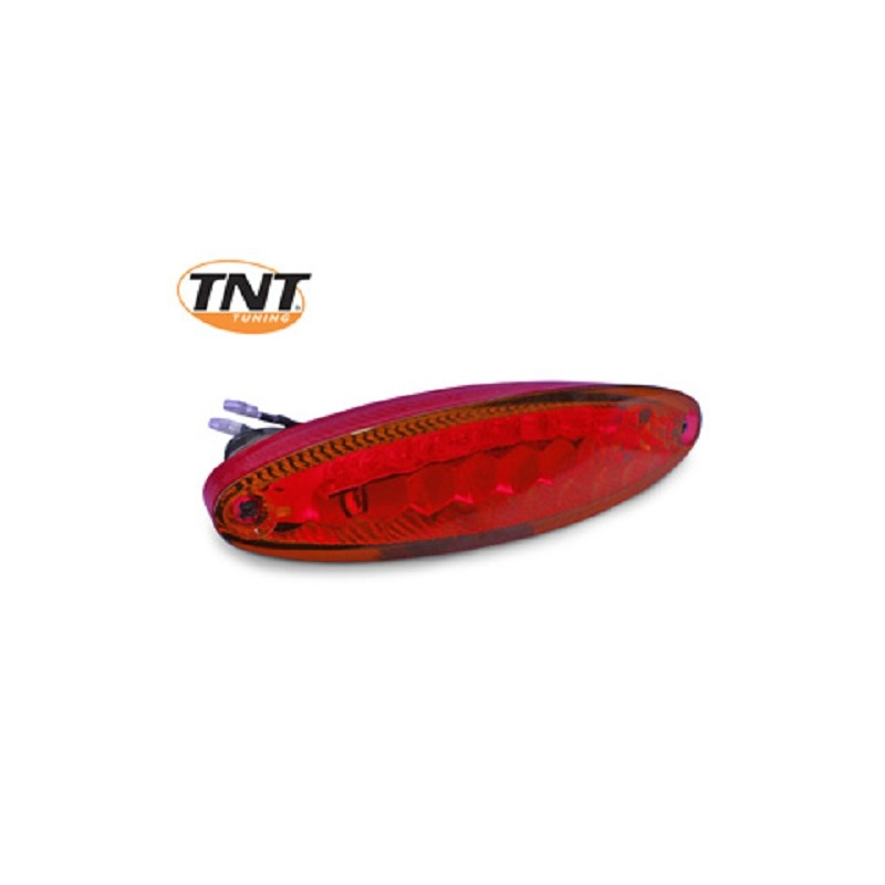 feu ar tnt space plus 15 leds rouge