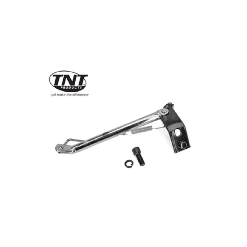 bequille laterale luxe chrome tnt adapt booster