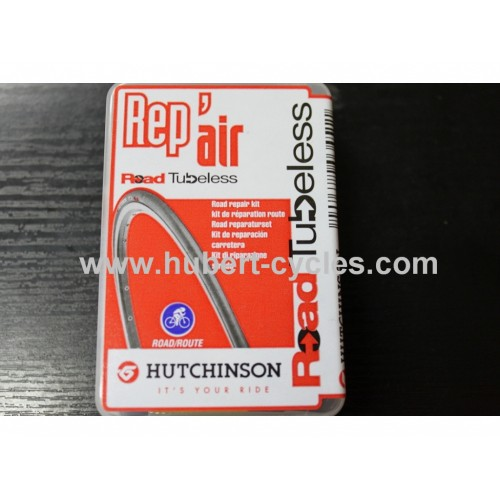 REPAIR TUBELESS ROAD HUTCHINSON