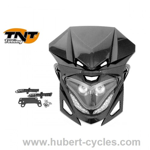 TDF ENDURO BI HALOG+LEDS WINTERBEE I CAR