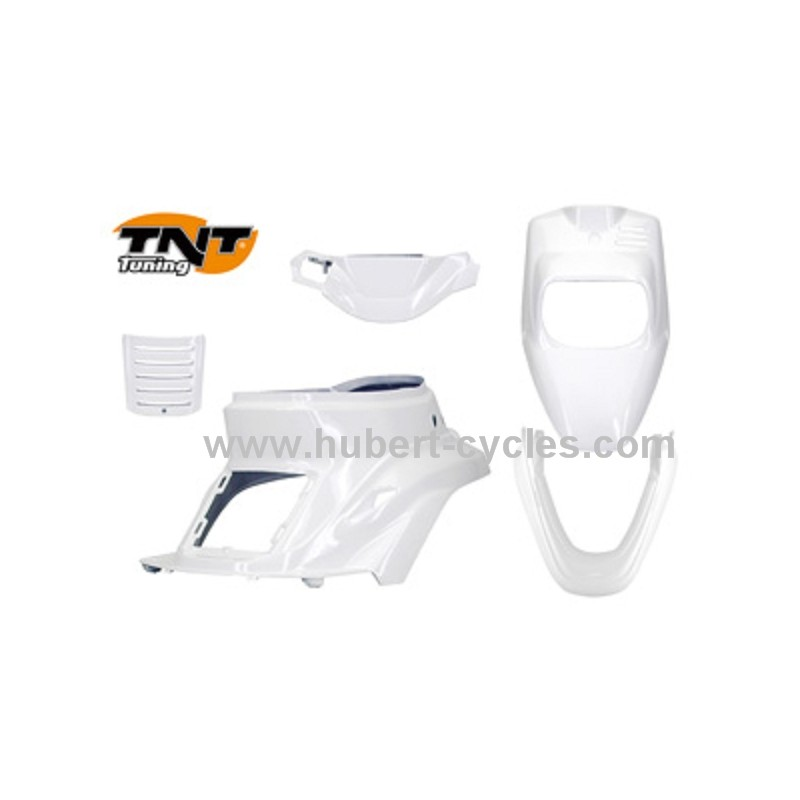 KIT 4 PIECES BOOSTER BLANC