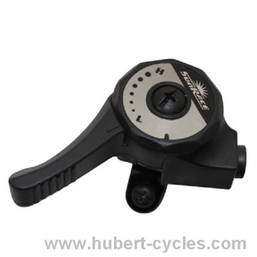MANETTE VTT 3V SUNRACE GAUCHE SHIFT