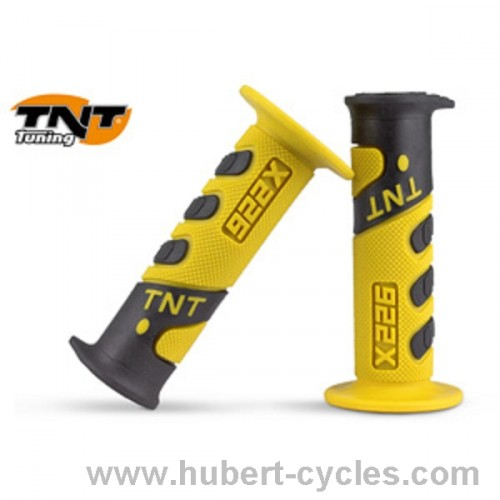 REVETEMENTS TNT CROSS JAUNE/NOIR 922X