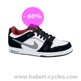 NIKE 6.0 AIR ZOOM ONCORE 2 WHITE T 39