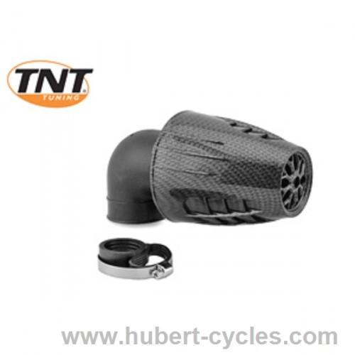 filtre air tnt obus 90? 35/28 imit carbon