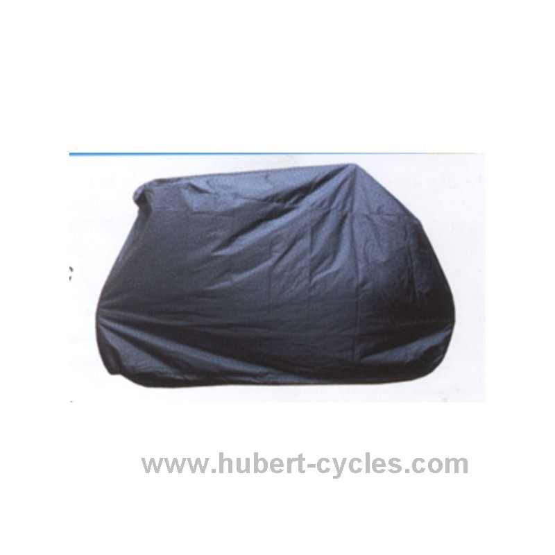 Achat housse de protection transparente velo p2r hubert cycles for Housse de velo intersport