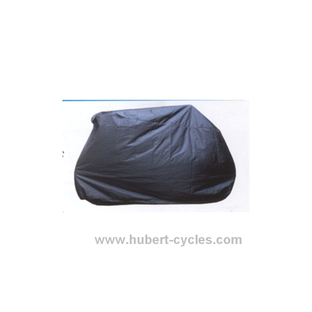 Achat housse de protection transparente velo p2r hubert cycles for Housse protection velo