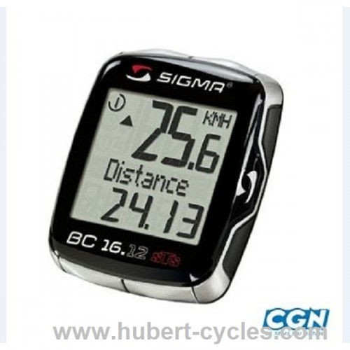 COMPTEUR SIGMA BC 16.12 STS