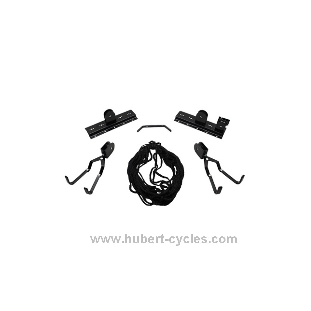 achat support velo mural fixation plafond hubert cycles p2r pieces velos sco. Black Bedroom Furniture Sets. Home Design Ideas