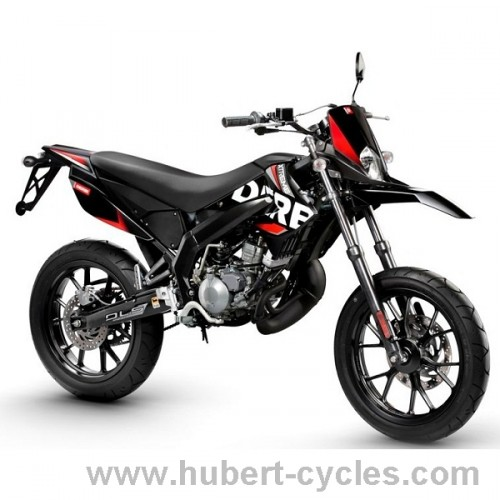DERBI SENDA SUPER MOTARD X-TREME NOIR