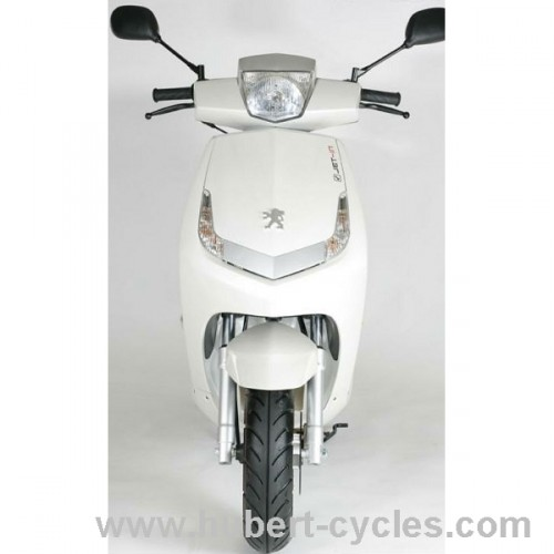VIVACITY SCOOTER PEUGEOT BLANC