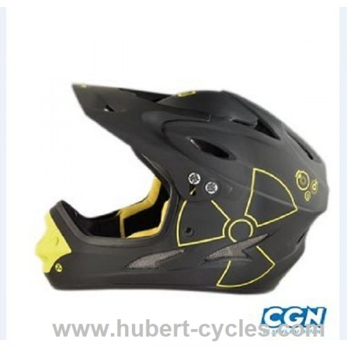 CASQUE BMX INTEFRAL 17 AERATIONS 53-56