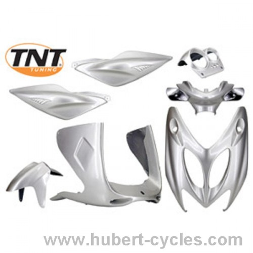 KIT COMPLET HABILLAGE NITRO GRIS METAL