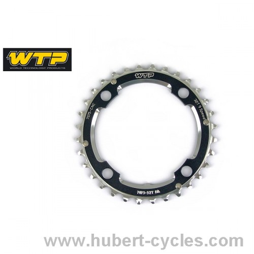PLATEAU WTP 32 DENTS VTT 4 BRANCH 104MM