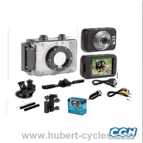 CAMERA EMBARQUEE HD 1080 65G MOTORISE