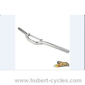 GUIDON TUNR SCOOT CROSS ALU ARGENT MAT