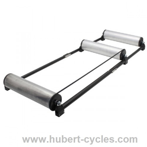 HOME TRAINER ROTO 3 ROULEAUX ALU