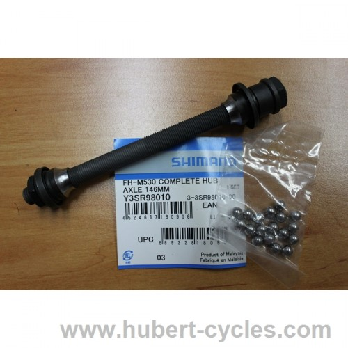 AXE SHIMANO SLX M665 146MM ARRIERE