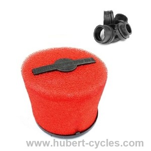 FILTRE A AIR MARCHALD POWER FILTER ROUGE