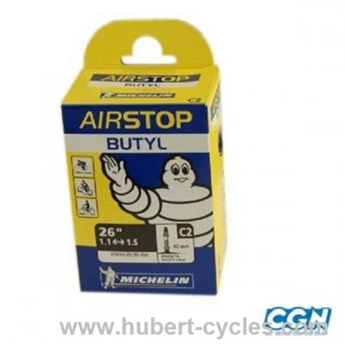 CHAMBRE AIR VTT 26X1.00/1.50 VP MICHELIN
