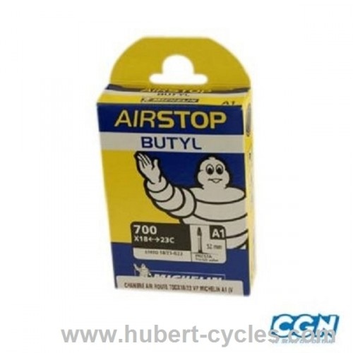 CHAMBRE AIR ROUTE 700X18/23 VP MICHELIN