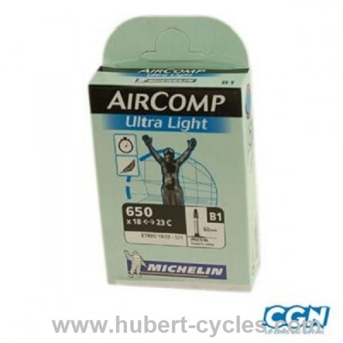 CHAMBRE AIR ROUTE 650X18/23 VP MICHELIN