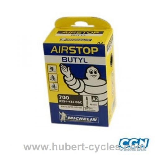 CHAMBRE AIR ROUTE 700X25/32 VP MICHELIN