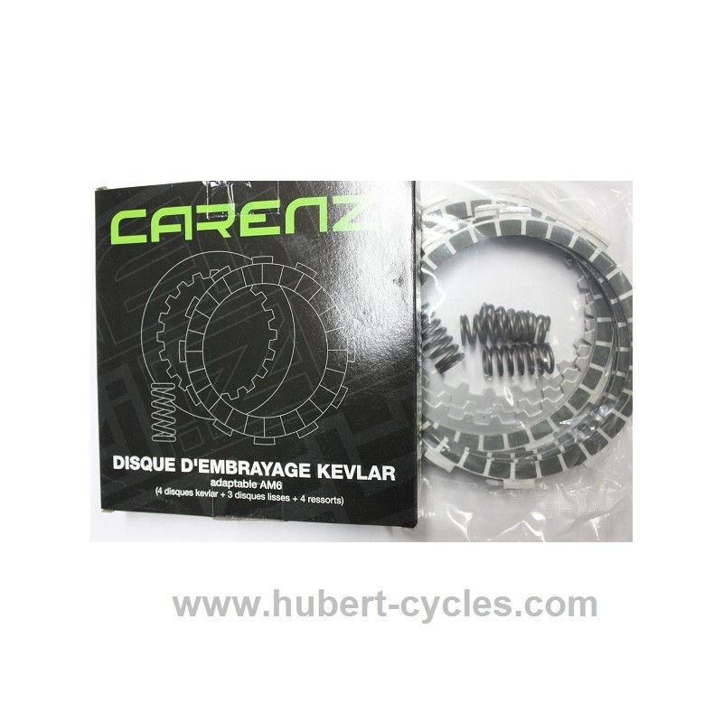 achat disque embrayage kevlar carenzi am6 acsudsacim hubert cycles. Black Bedroom Furniture Sets. Home Design Ideas