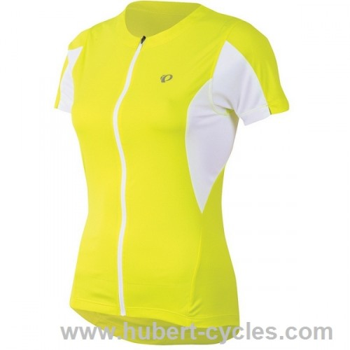 MAILLOT DAME PEARLIZUMI SELECT JAUNE L