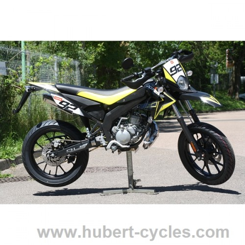 DERBI SENDA SUPER MOTARD X-TREME LIMITED