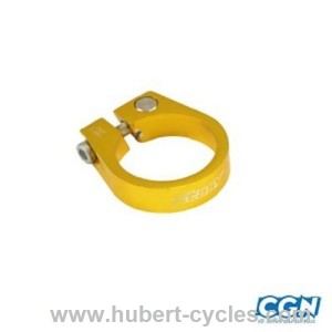 COLLIER TIGE DE SELLE ROUTE D31.8MM OR
