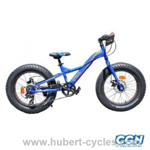 VELO VTT  20 MTB FAT BIKE PITBULL