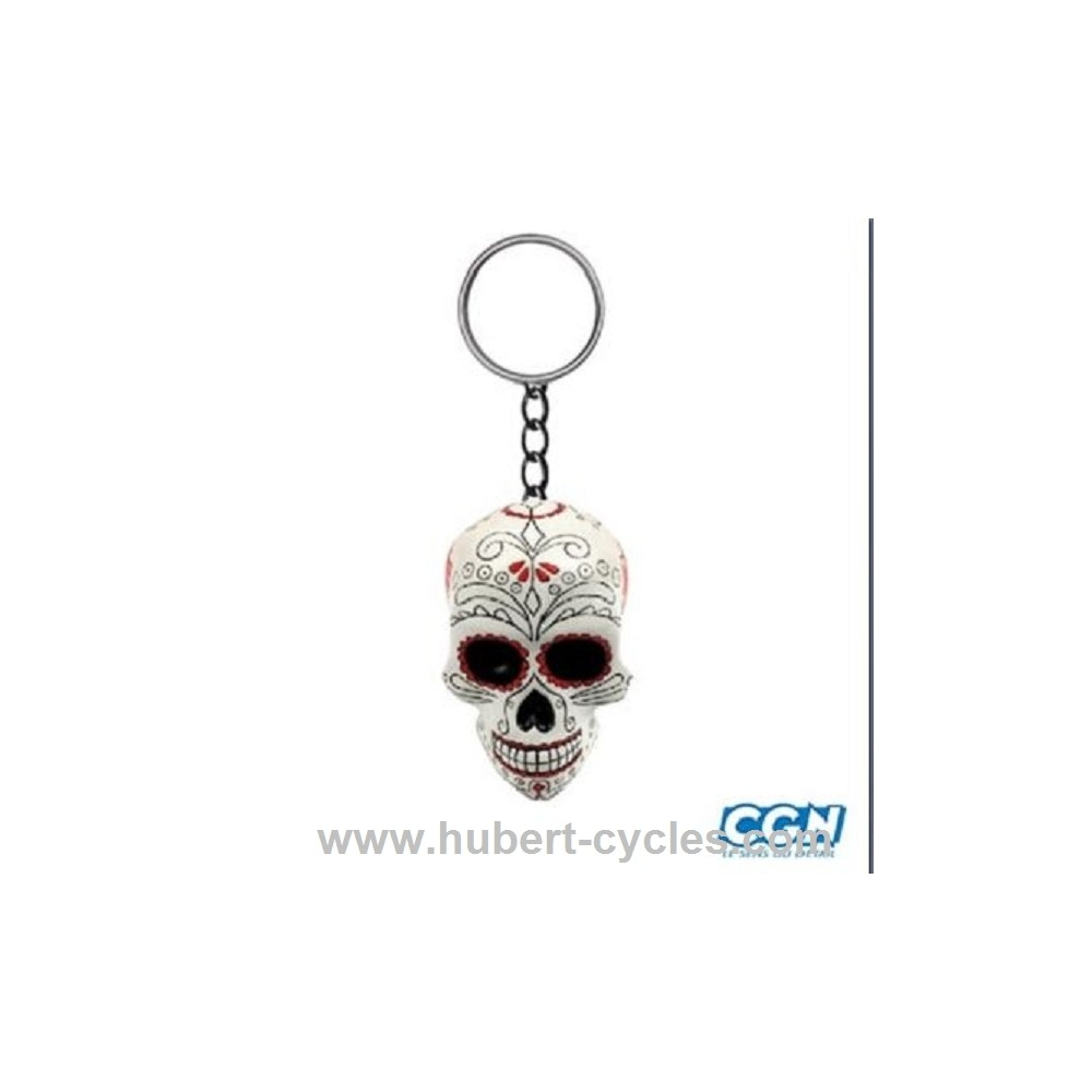 save up to 80% outlet on sale outlet boutique Achat porte cle day of the dead skull CGNDOPPLERTUNR HUBERT CYCLES