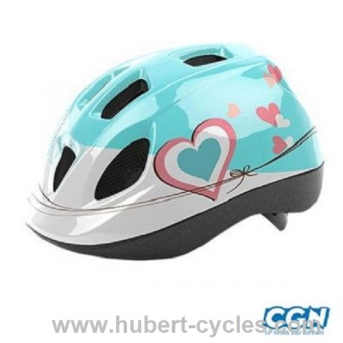 CASQUE ENFANT KITH TURQUOISE 52/56