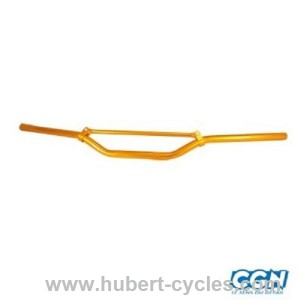 GUIDON MOTO CROSS ALU ORANGE L810