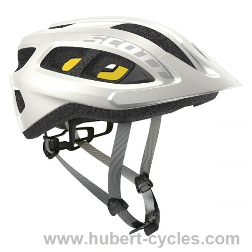 CASQUE SCOTT SUPRA PLUS WHITE TU