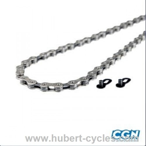 CHAINE 10V SRAM PC-1070 ROUTE ARGENT 114