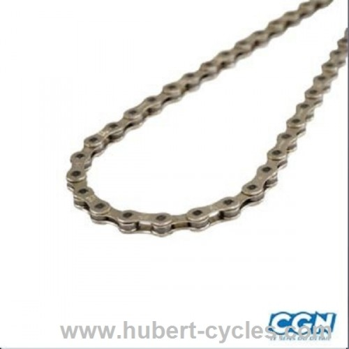 CHAINE 10V SRAM PC1051 ROUTE ARGENT 114M