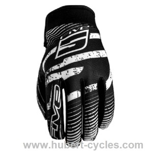 GANTS FIVE PLANET LOGO BLACK S
