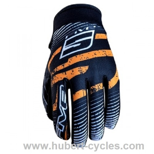 GANTS FIVE PLANET FASHION LOGO ORANGE XS