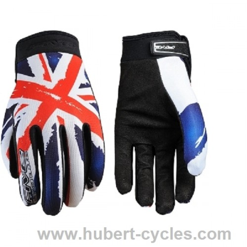 PAIRE GANTS FIVE PATRIOT ENGLAND S