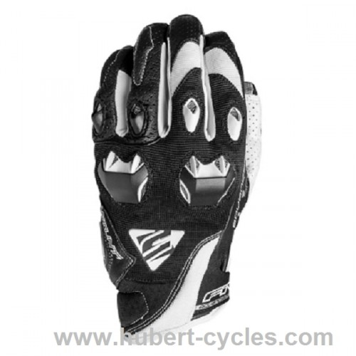 GANTS FIVE STUNT EVO BLACK/WHITE XL