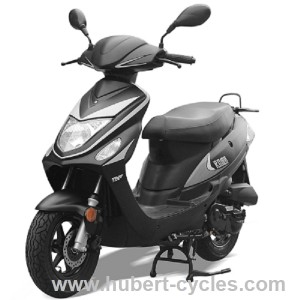 SCOOTER TNT MOTOR  ROMA 3 4TEMPS 50CC NM