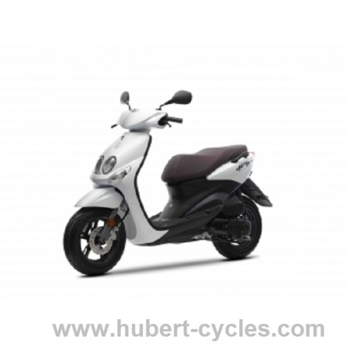 SCOOTER MBK OVETTO 4 TEMPS BLANC