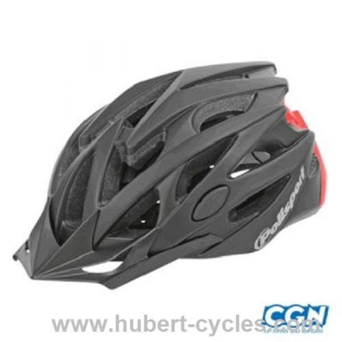 CASQUE VELO TWIG IN MOLD REGLABLE 55/58