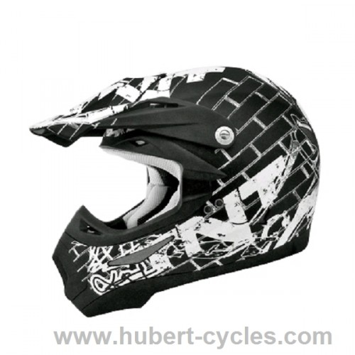 CASQUE CROSS POLY STREET XS SC05