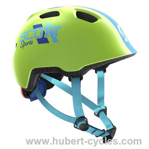 CASQUE SCOTT CHOMP 2 GREEN T UNIQUE