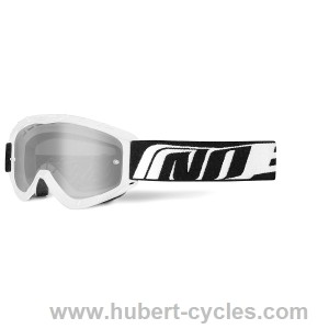 MASQUE CROSS MOTO NOEND 3.6 SERIES BLANC