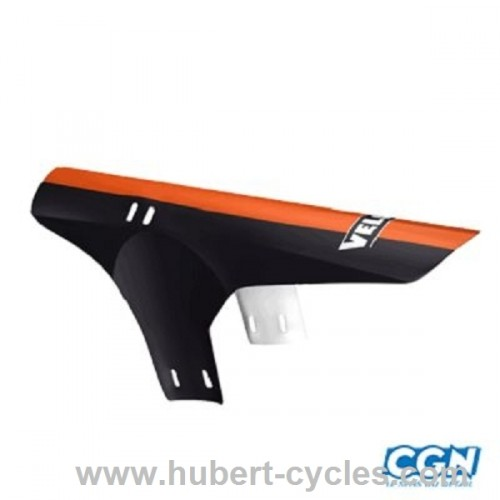 GARDE BOUE AV VTT ORANGE FIX.FOURCHE
