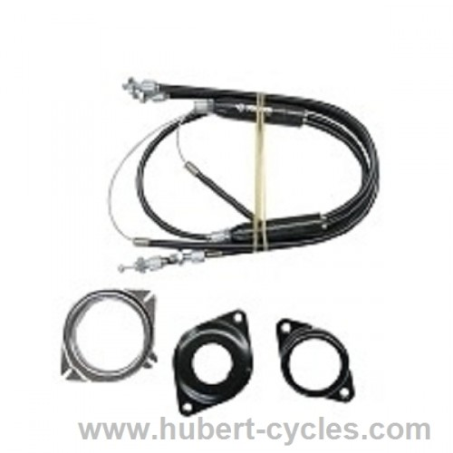 ENSEMBLE ROTOR CABLES GAINES  BMX